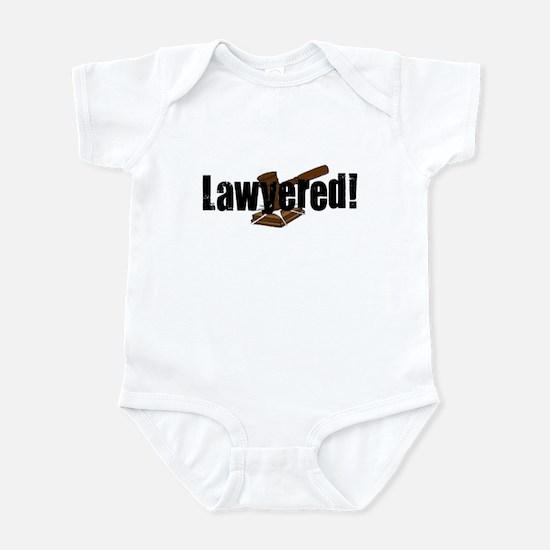 Lawyered! Infant Bodysuit