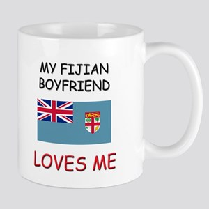 My Fijian Boyfriend Loves Me Mug