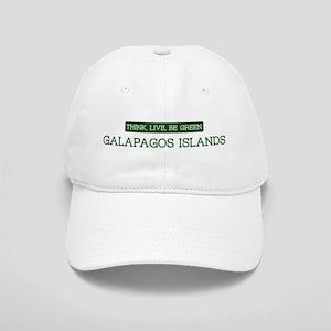 Green GALAPAGOS ISLANDS Cap