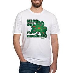 Kiss Me... I'm Drunkish! Shirt