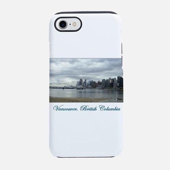 Downtown Vancouver BC iPhone 7 Tough Case