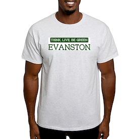 Green EVANSTON T-Shirt