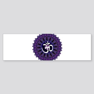 Third Eye OM Bumper Sticker