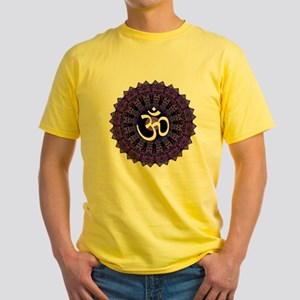 Third Eye OM Yellow T-Shirt