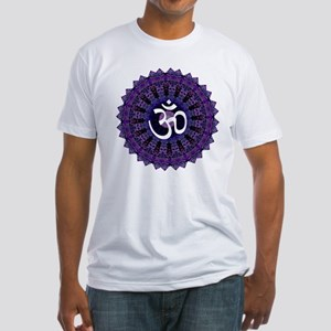Third Eye OM Fitted T-Shirt