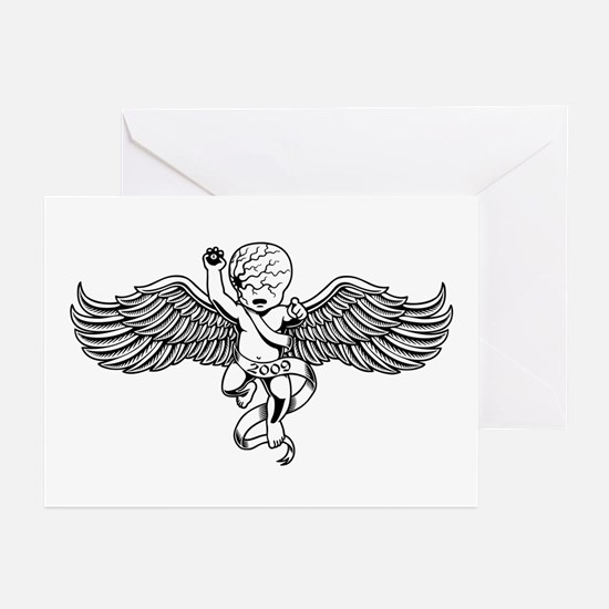 Dire Fortune Greeting Cards (Pk of 10)