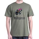 Discdogger.com wazee Dark T-Shirt