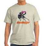 Discdogger.com wazee Light T-Shirt