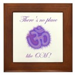 There's no place like OM! Wall Tile