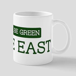 Green MIDDLE EAST Mug