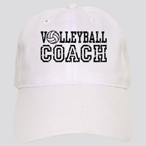 Volleyball Coach Cap