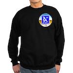 Thug Free America Sweatshirt (dark)