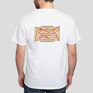 """Infringement is Infringement"" T-Shirt"