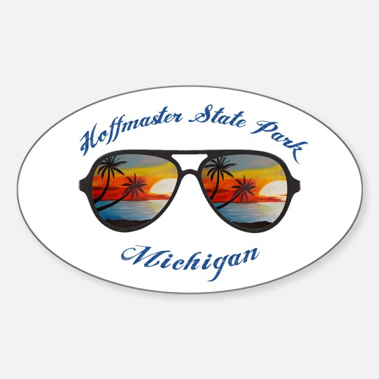 Michigan - Hoffmaster State Park Decal