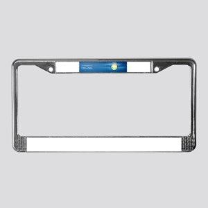 envirobama License Plate Frame