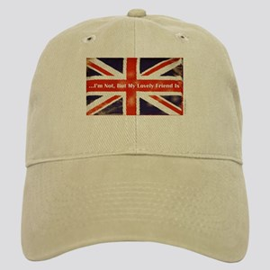 Union Jack British Friends Cap