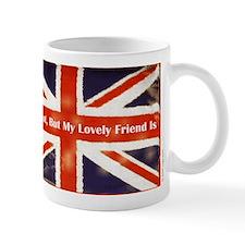 Union Jack British Friends Mug