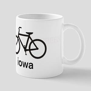Bike Iowa Mug