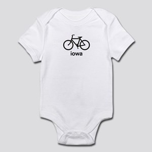 Bike Iowa Infant Bodysuit