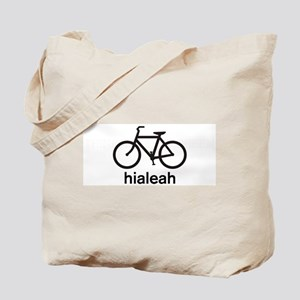 Bike Hialeah Tote Bag