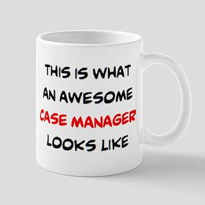 awesome case.manager 11 oz Ceramic Mug