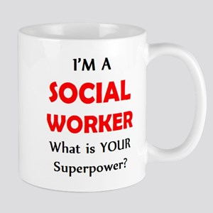 social worker 11 oz Ceramic Mug