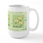 Peep Large Mug