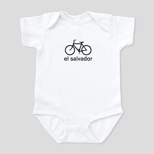 Bike El Salvador Infant Bodysuit