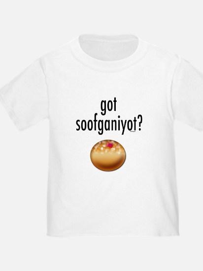 Got Soofganiyot? T