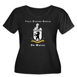 Field Station Berlin Women's Plus Dark T-Shirt