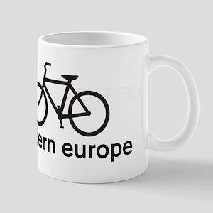 Bike Eastern Europe Mug