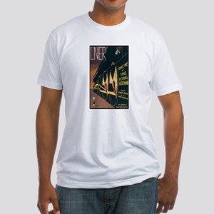 Train Fitted T-Shirt