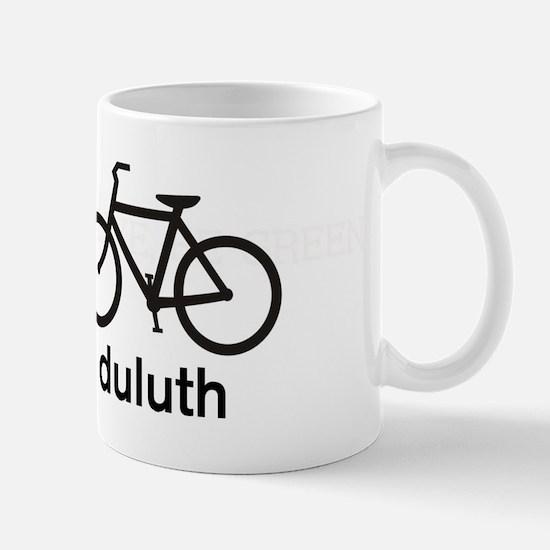 Bike Duluth Mug