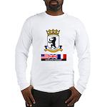 Cold War Berlin Long Sleeve T-Shirt