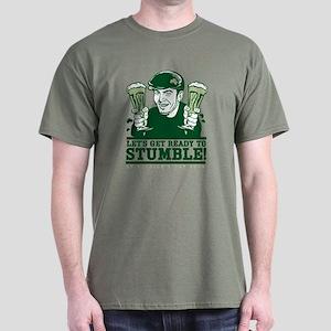 Ready To Stumble! Dark T-Shirt