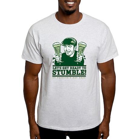 Ready To Stumble! Light T-Shirt