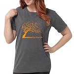Automne Leaves Orange T-Shirt