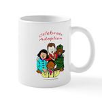 Celebrate Adoption Kids Mug