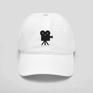 9e725434da6 black cine camera hollywood Cap