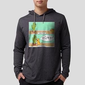 catcuss Long Sleeve T-Shirt