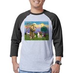 St Francis - 2 Bull Terriers (10-11) Mens Baseball