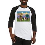 St Francis - 2 Bull Terriers (10-11) Baseball Jers