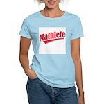 Mathlete Women's Light T-Shirt