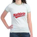 Mathlete Jr. Ringer T-Shirt