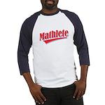 Mathlete Baseball Jersey