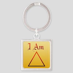 I am Fire Keychains