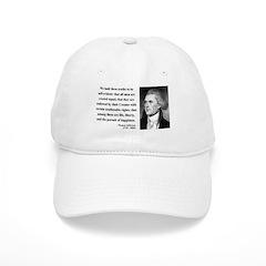 Thomas Jefferson 14 Baseball Cap