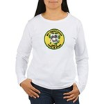 NYTPD Pipes & Drums Women's Long Sleeve T-Shirt