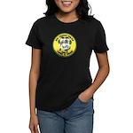 NYTPD Pipes & Drums Women's Dark T-Shirt