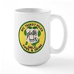 NYTPD Pipes & Drums Large Mug